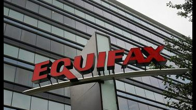 Equifax Logo on building